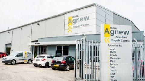 Isaac Agnew Repair Centre