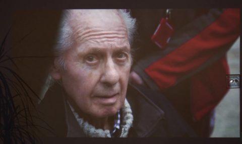 Older man -still from British Red Cross coronavirus advert