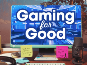 Gaming for good during Covid-19 examined in new podcast