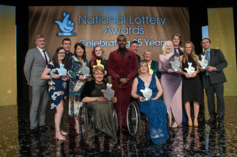 National Lottery Awards show 2019