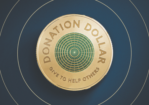 Australian Donation Dollar