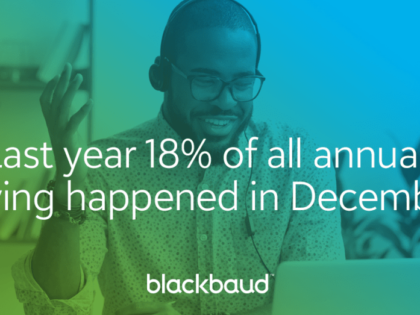 How to add value to your end-of-year campaign with a multichannel mindset