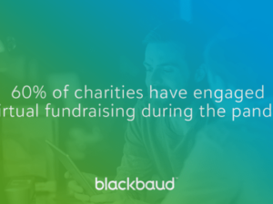 Virtual fundraising events – what happens next?