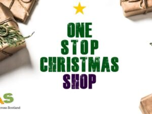 CHAS launches One Stop Christmas Shop to raise funds & help local businesses