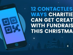 12 contactless ways that charities can fundraise this Christmas